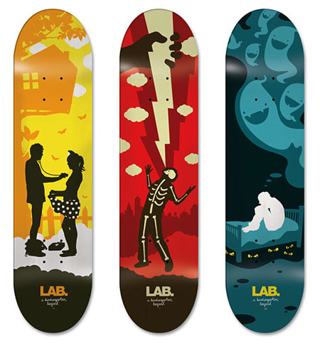 100 epic examples of skateboard art