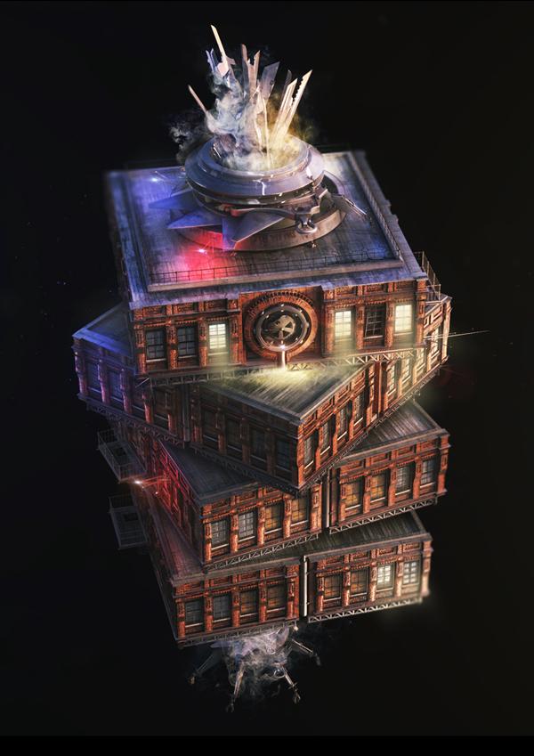 Steampunk... Building?