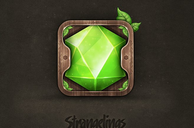 strangelings-ios-gaming-app