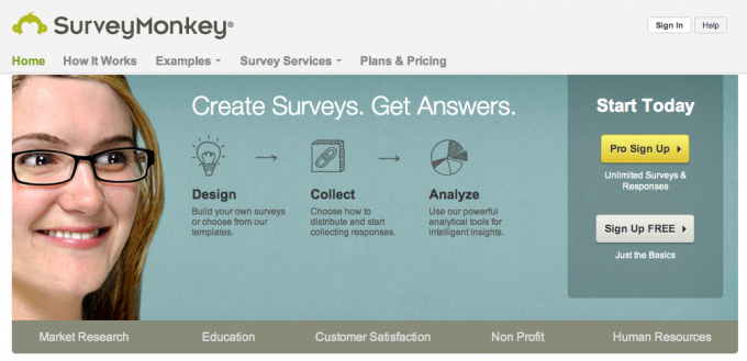 Survey monkey intelegence dating sites