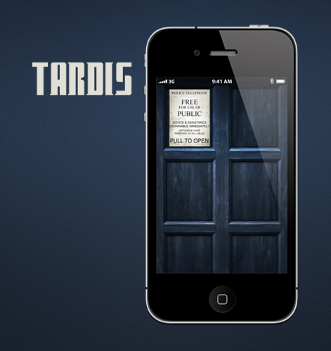 Love This IPhone Doctor Who Wallpaper