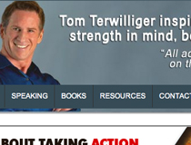 Tom Terwilliger WordPress Web Design
