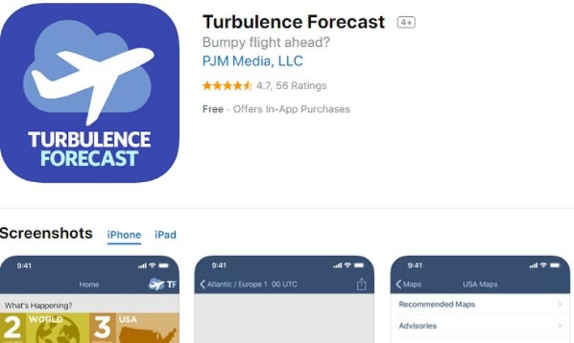 turbulence-forecast-travel-apps