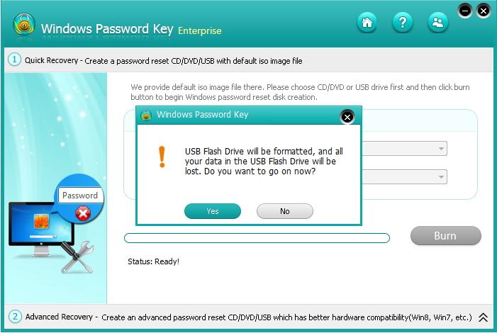 windows 7 enterprise forgot login password