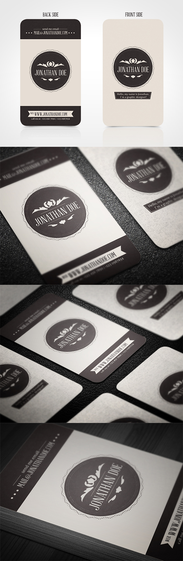50 epic psd business card template files corporate business card psd template accmission Gallery