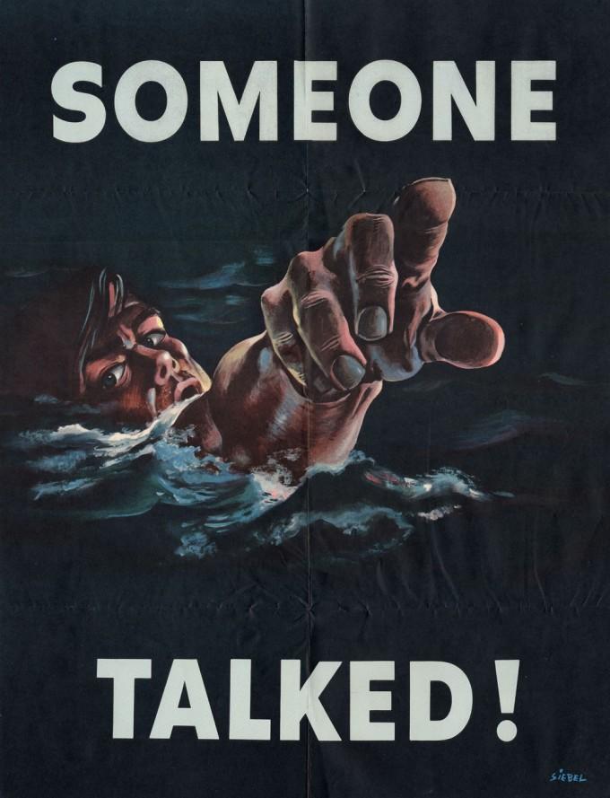 30 Vintage Modern War Propaganda Posters