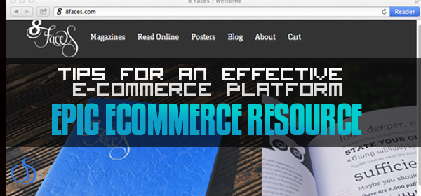 Web Design Tips for an Effective E-commerce Platform