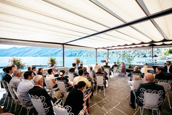 Hochzeit von Uli und Chris in Ascona vom 13. September 2013.
