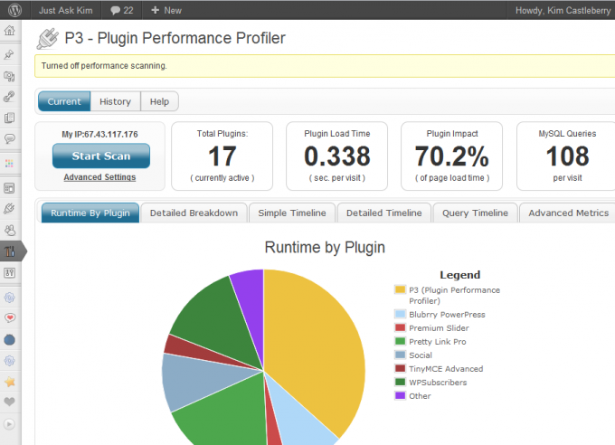 How To Find Out Which WordPress Plugins Are Making Your Site Slow
