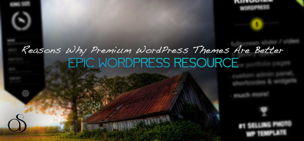 4 Reasons Why Premium WordPress Themes Are Better Than Free WordPress Themes