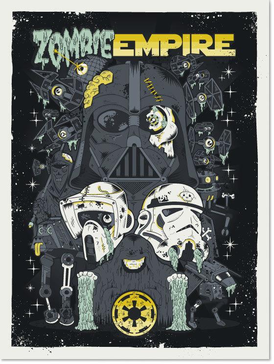 Mustache Styles 2013 50+ Epic Star Wars Art...