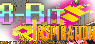 20+ 8-Bit Inspirations – Web Design, Graphic Design, Gadgets and Items Inspired by Retro 8-Bit Graphics