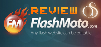 FlashMoto CMS Review – Easiest way to make and manage Flash sites, Ever.