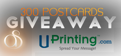 UPrinting.com FREE Postcard Giveaway!!