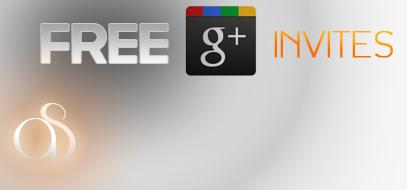 Get a free google plus (G+) Invite