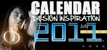 Quickie – Best Inspirational Calendar Designs of 2011 (so far)
