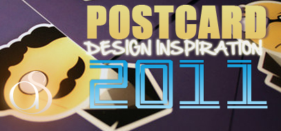 Best Inspirational Postcard Designs & Tutorials of 2011 (so far)