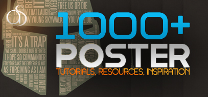 1000+ Poster Resources (FREE PSD Downloads), Tutorials & Design Inspirations – Best from 2011