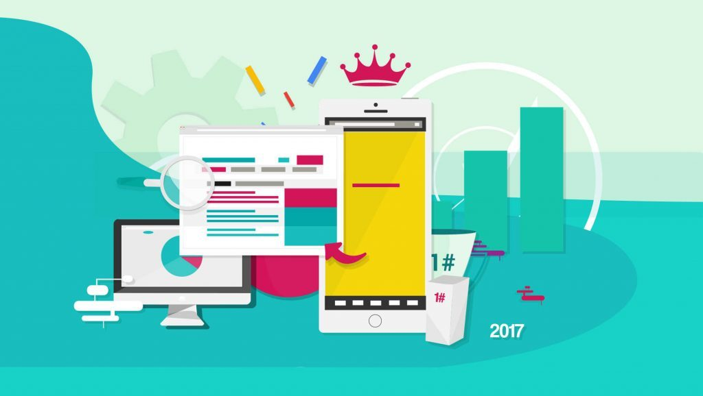 4 top tips for improving your business website 4