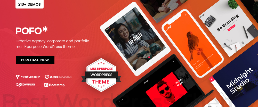 Best Multipurpose Wp Themes (6)