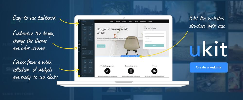 Designer-recommended tools for building websites and pages (3)