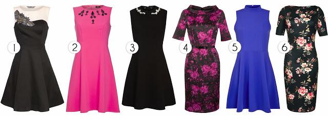 Dress choices