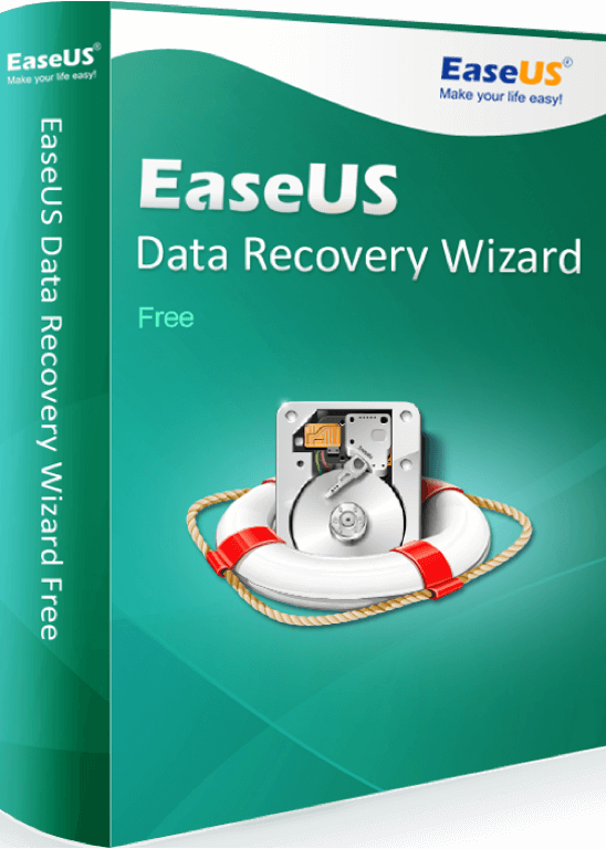 EaseUS Data Recovery Free 1