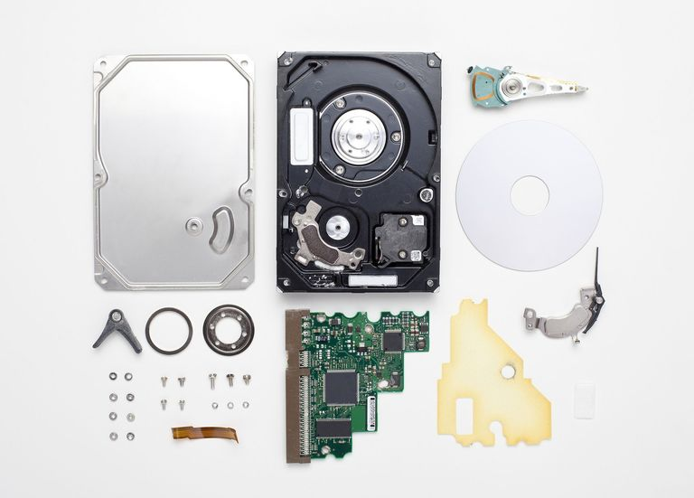 Hard drives 3