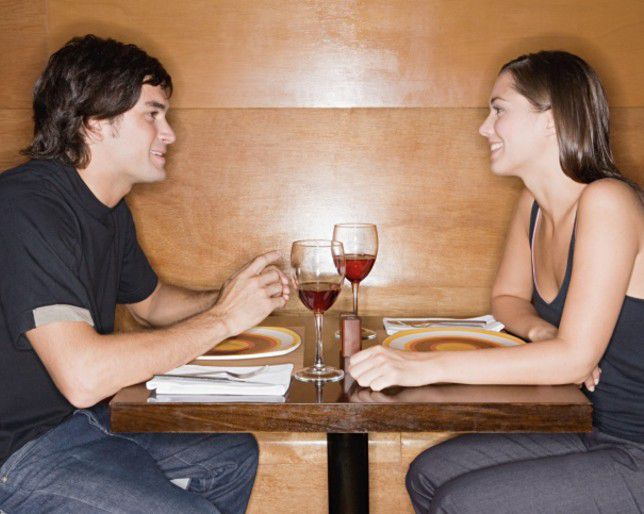 How to Behave On Your First Date 4