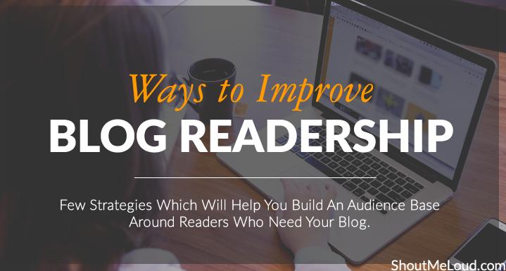 improve-blog-readership