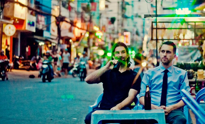 Jimmy-and-Doug-Street-beers-running-business-remotely