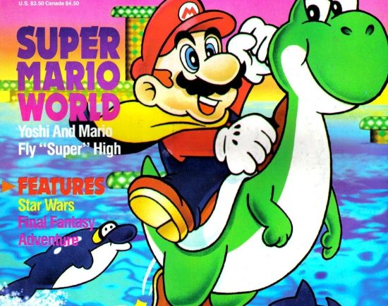 Nintendo-Power-Super-Mario-World-Magazine-Cover