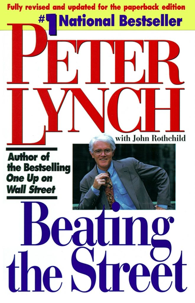 Peter Lynch Beating the Street