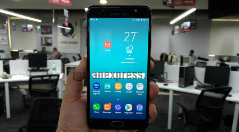 Samsung Galaxy On Max Loaded with Features at Optimum Price 1