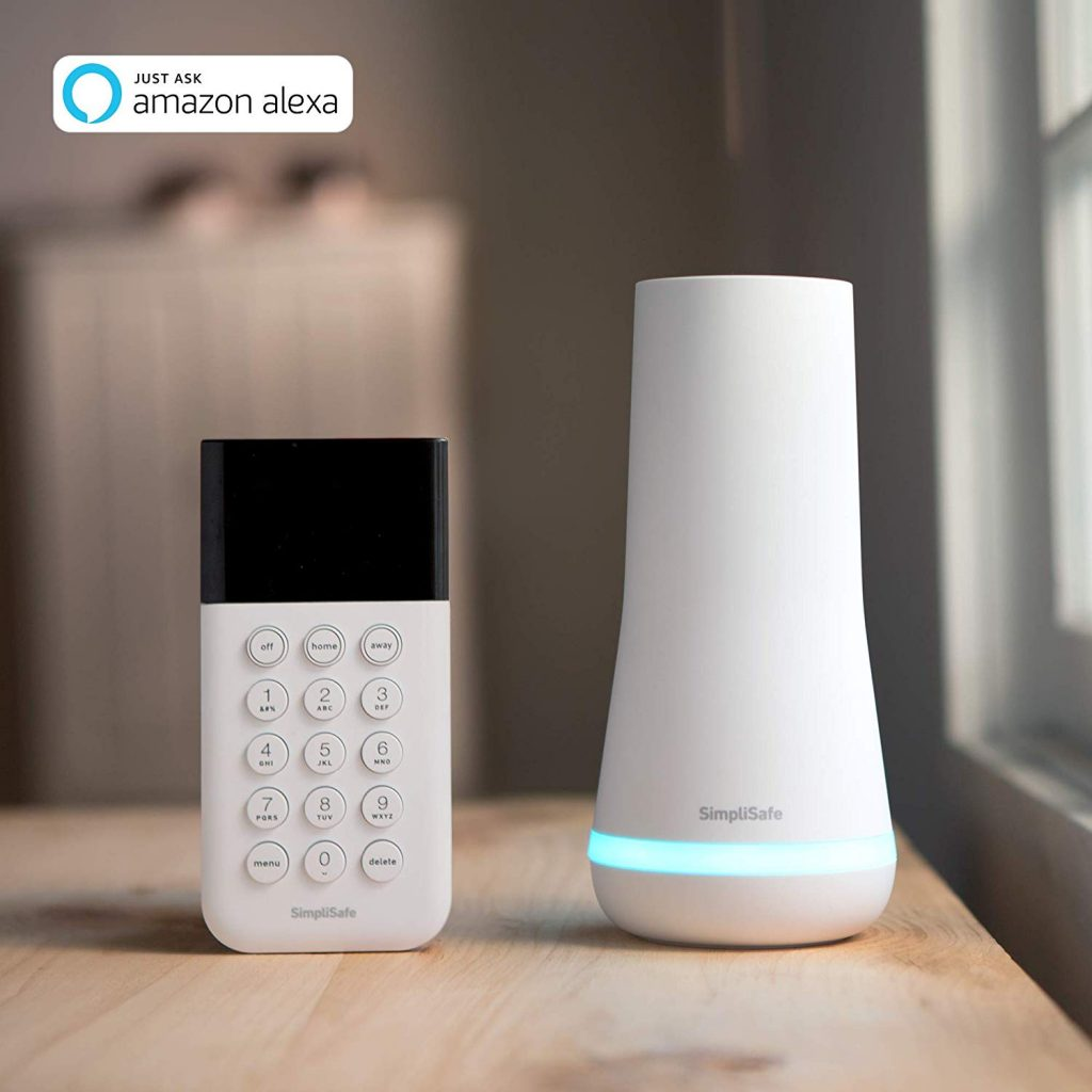 Simplisafe Protect Home Security System