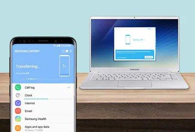 Smart Switch of Samsung