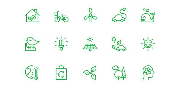 Streamline Icons Free Bundle: 100 iOS Vector Icons