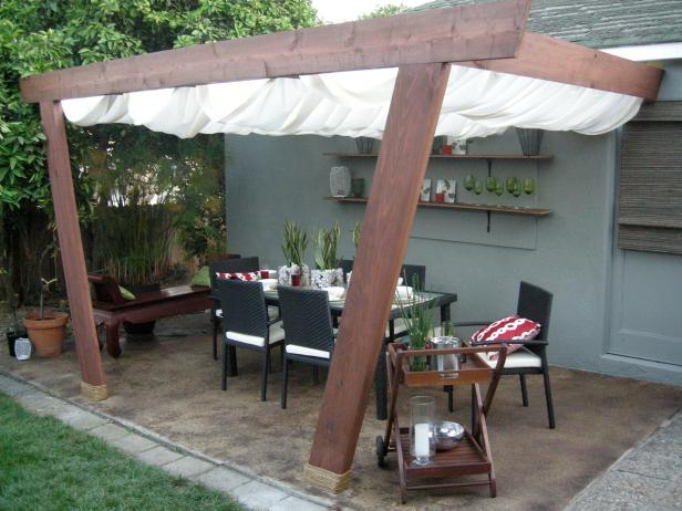 Summer Fun DIY How to Customize Patio Covers Yourself 6