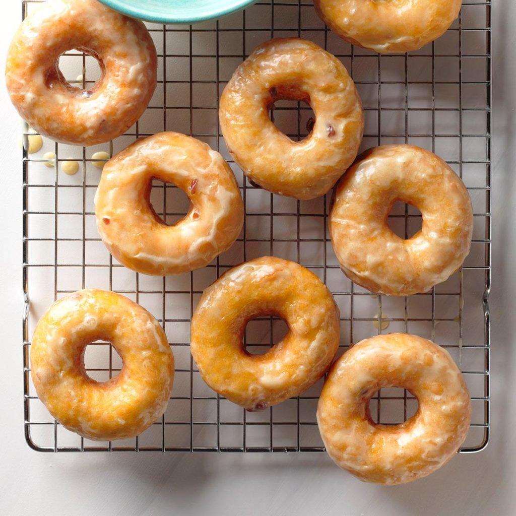 Sweet-Potato-Cranberry-Doughnuts-company-breakfast-ideas
