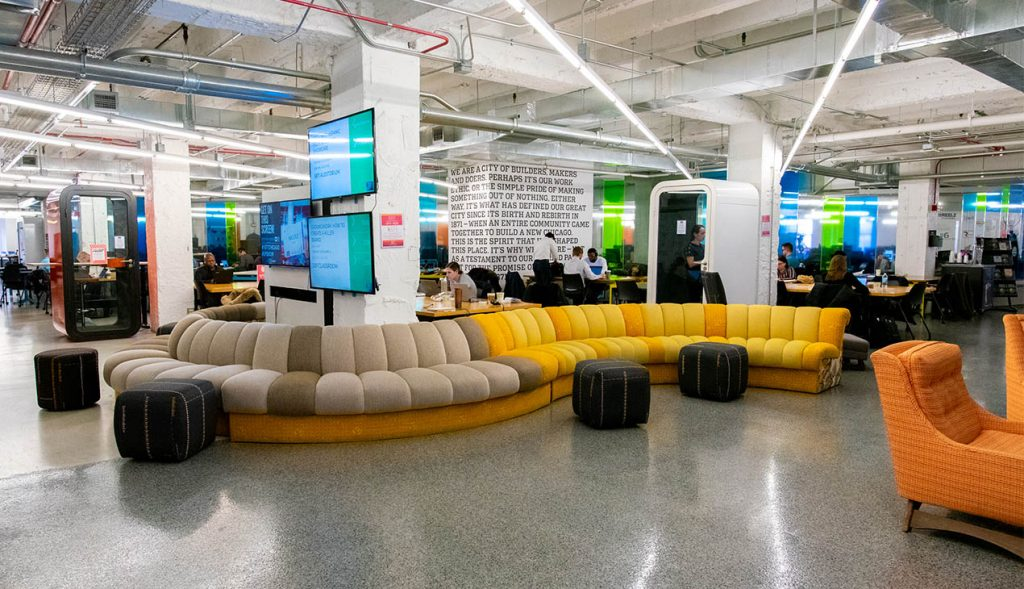The Must-Have Features Of Any Corporate Office Space 7