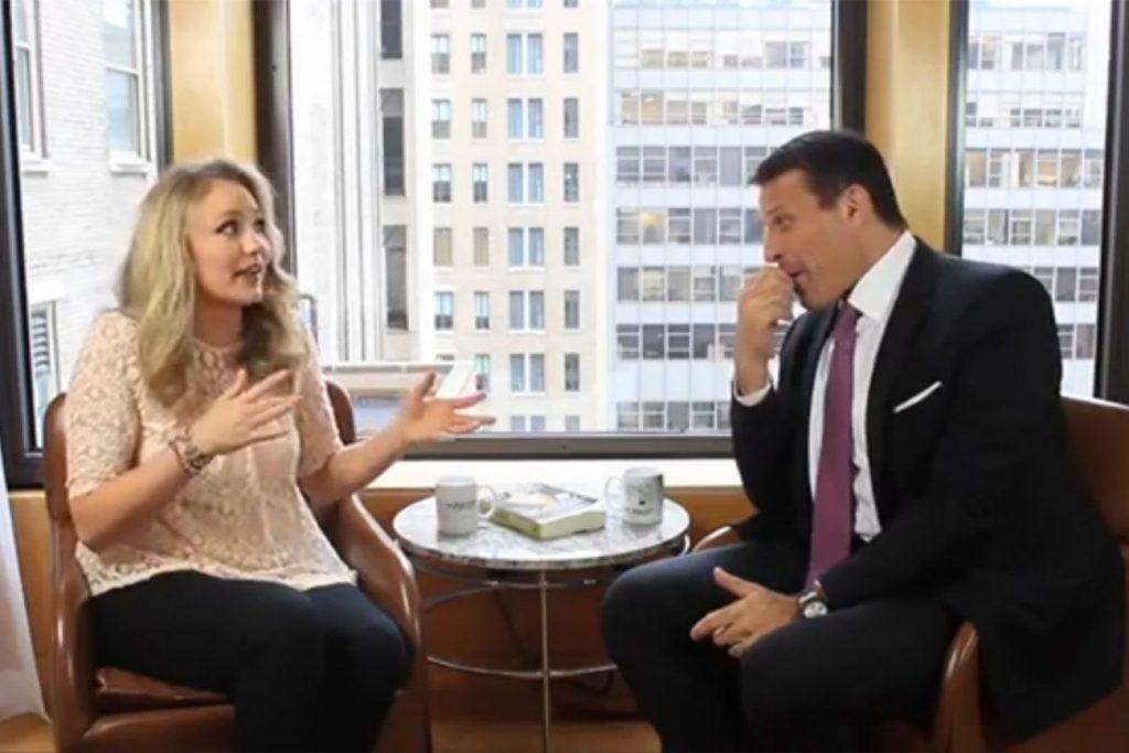 Tony Robbins Want Success Rewire Your Mind