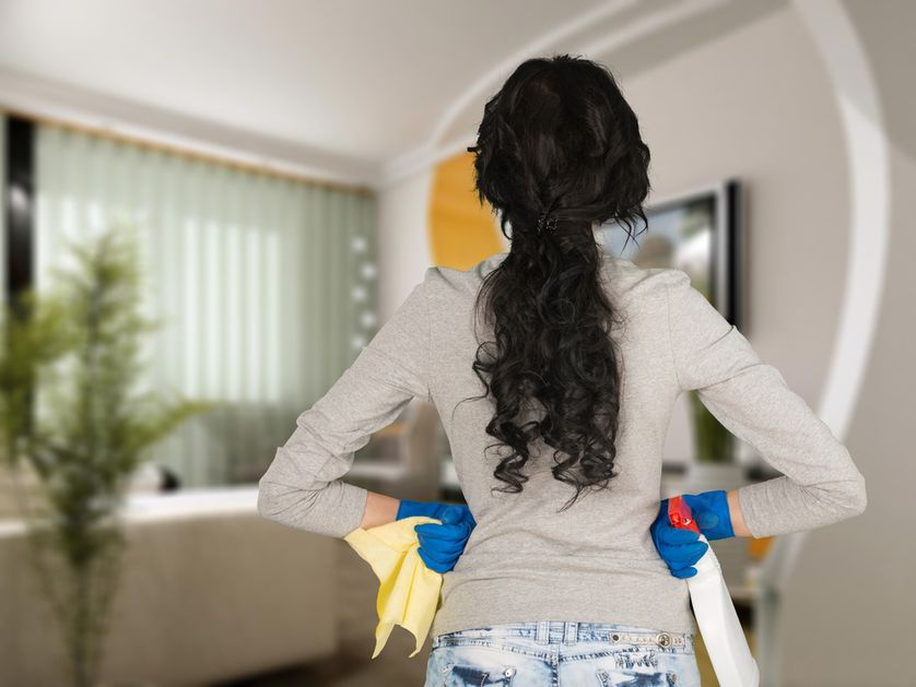 Why Get Your Home Cleaned by Real Professionals 3