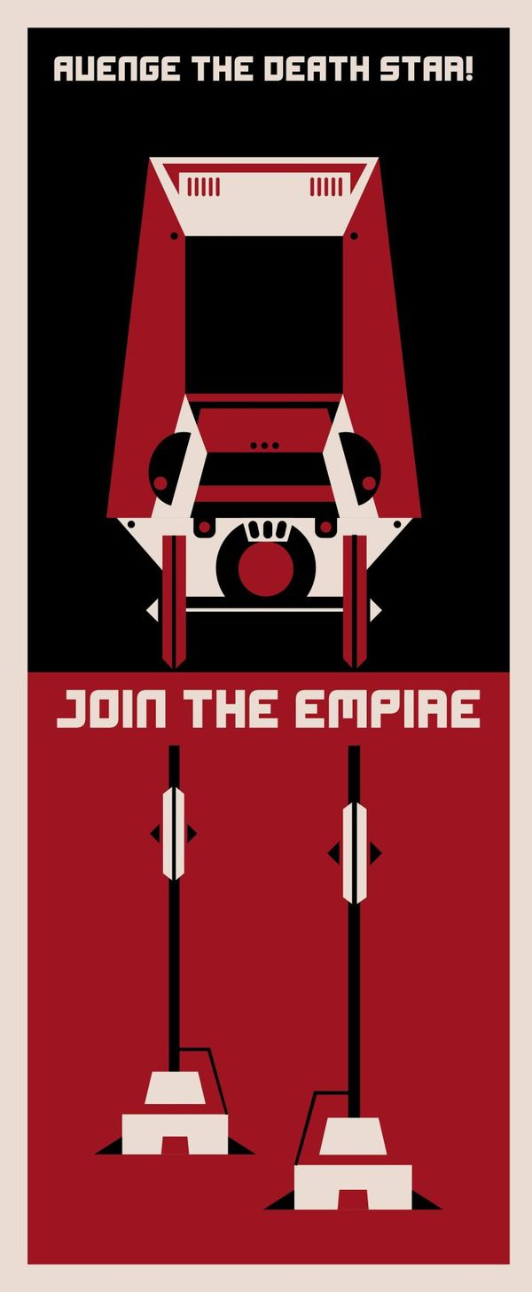 50 Epic Star Wars Art Posters