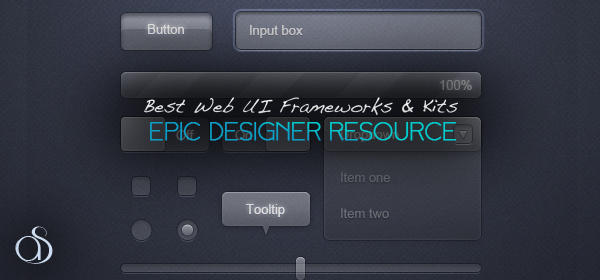 40+ Best Web UI Interface Framework Kits