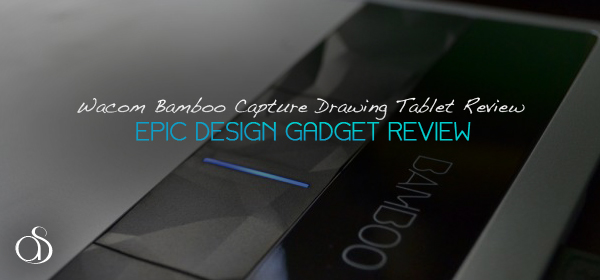 Wacom Bamboo Capture Pen & Touch Tablet Review