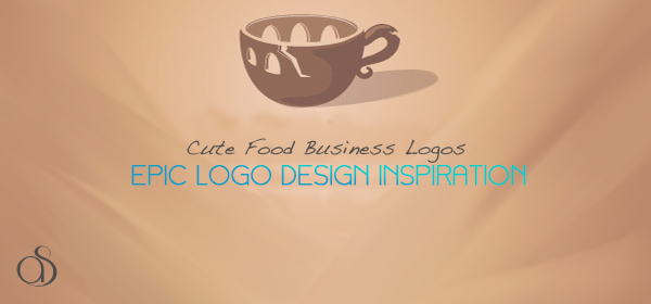 30+ Cute Food Business Logos