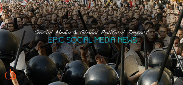 Social Media's Ability To Lend Global Reach And Impact Political Dissent