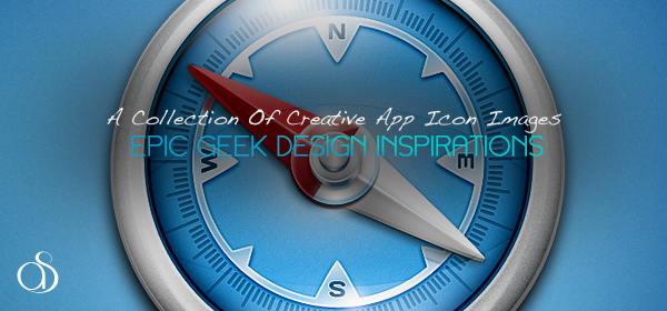 A Collection Of Creative App Icon Images
