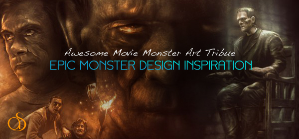 Awesome Movie Monster Tribute