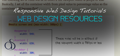 30+ Responsive Web Design Tutorials